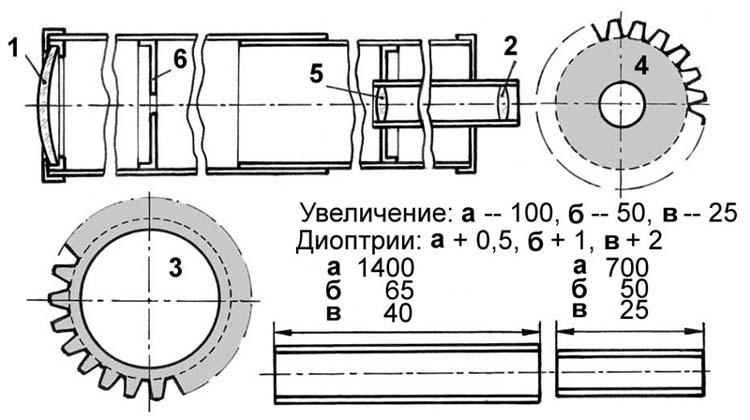 Рефрактор своими руками телескоп 34