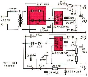 Гидравлическая схема пресскомпактора